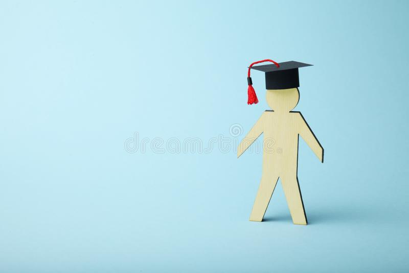 Distance and remote education in internet. Online education concept. E-learning stock photo