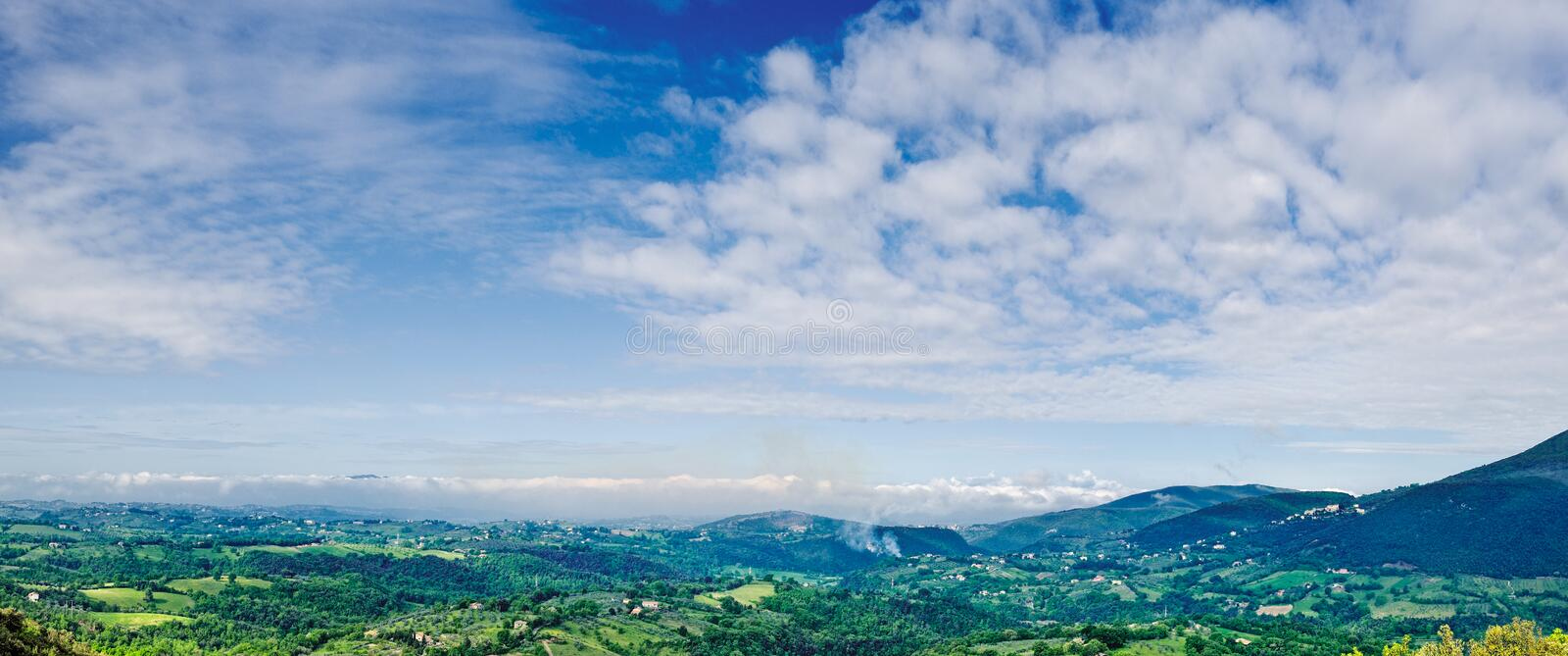 Download Distant Valley stock photo. Image of land, highland, distant - 21228492