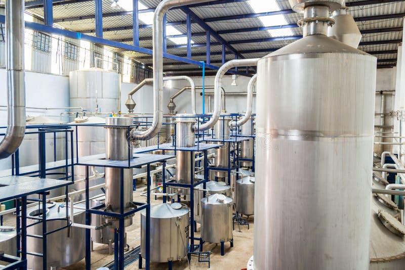 distilleria immagini stock