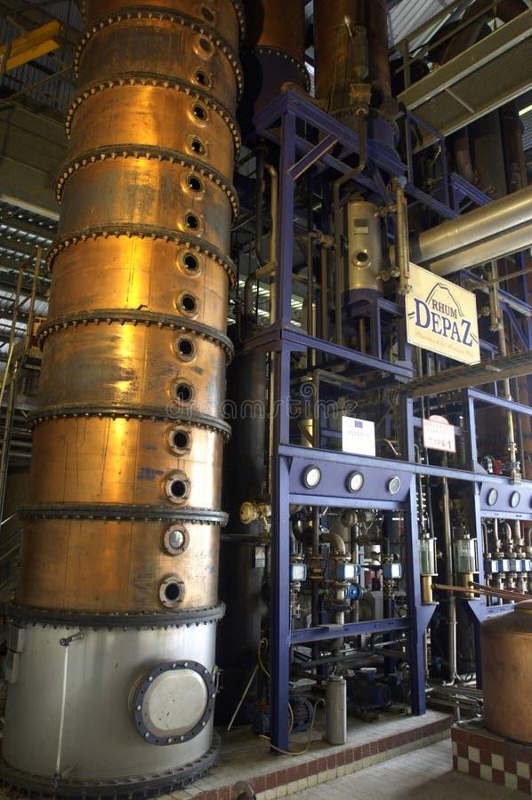 Download Distillerie De Rhum De Depaz Dans Le Saint Pierre Martinique Photo éditorial - Image du martinique, rhum: 56476656