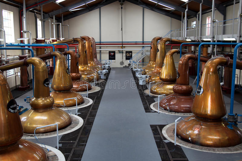 Download Distillery stock photo. Image of alembic, industry, highlands - 10359686