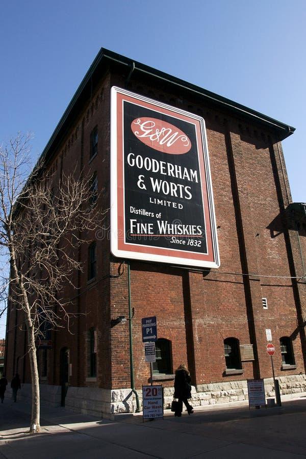Download Distillery District - Toronto, Canada Editorial Image - Image: 23473105