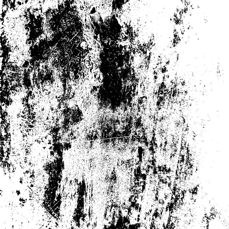 Distress Overlay Texture. Distressed spray grainy overlay texture. Grunge dust messy background. Dirty powder rough empty cover template. Aged splatter crumb stock illustration