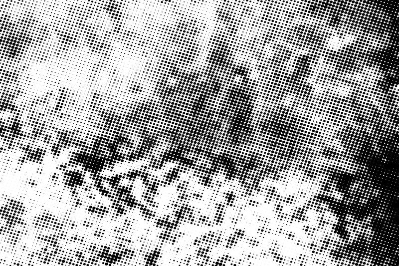 Distress Overlay Texture. Halftone dots overlay texture for your design. Grunge distressed background. EPS10 vector vector illustration