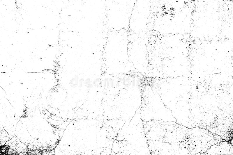 Distress Overlay Texture. Distress urban used texture. Grunge rough dirty background. Brushed black paint cover. Overlay aged grainy messy template. Renovate vector illustration