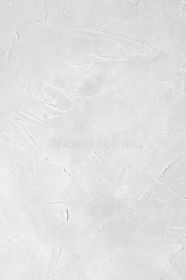 Distressed decor background texture white plaster royalty free stock photography