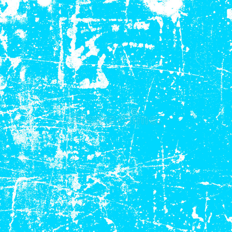 Distressed Frosty Texture royalty free illustration