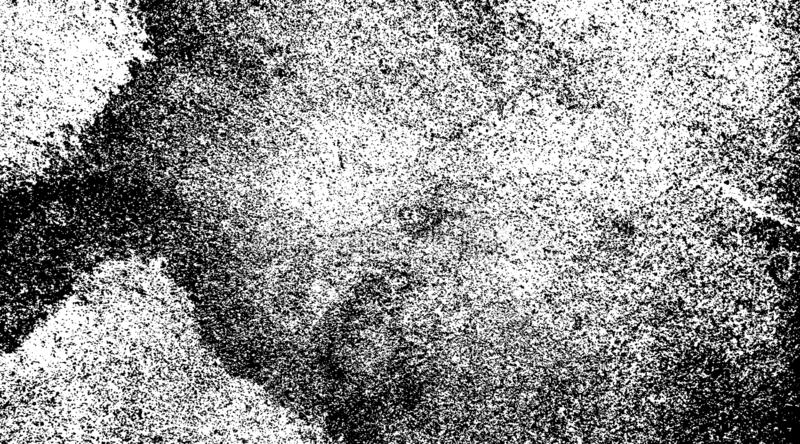 Distressed halftone grunge black and white wall texture background wallpaper. Many uses for advertising, book page, paintings, printing, mobile wallpaper stock photo