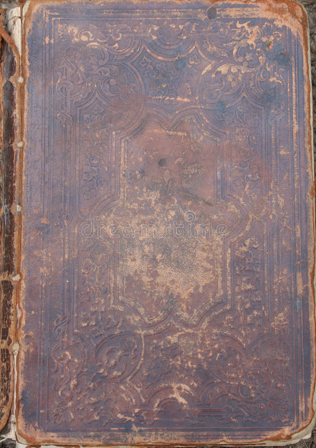 Distressed leather grungy background royalty free stock photo