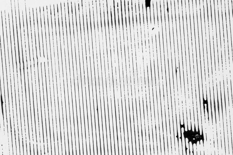 Distressed black pattern on white paper background texture. Distressed monochrome black pattern on white paper background texture stock illustration