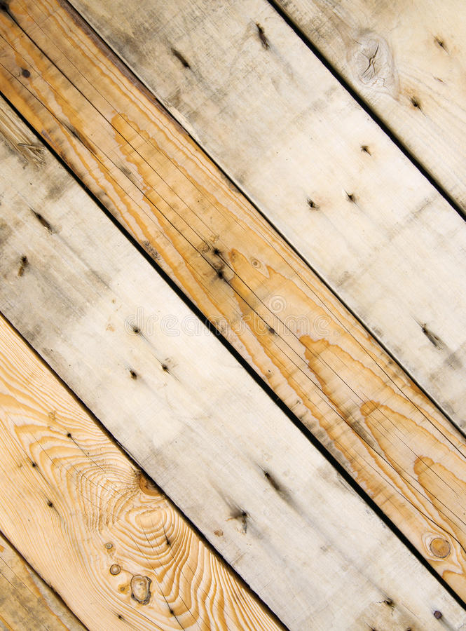 Distressed Old Wood Plank Boards Background royalty free stock photography