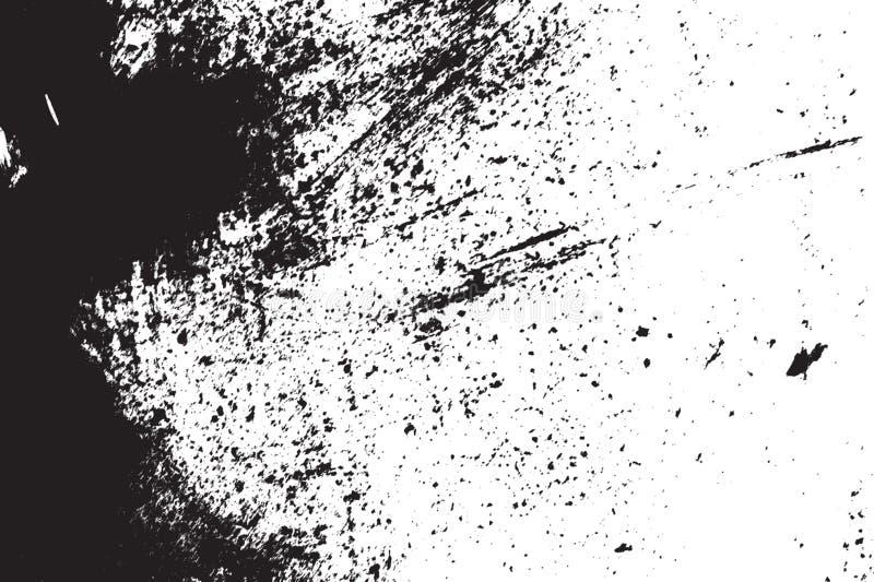 Distressed Overlay Texture stock illustration