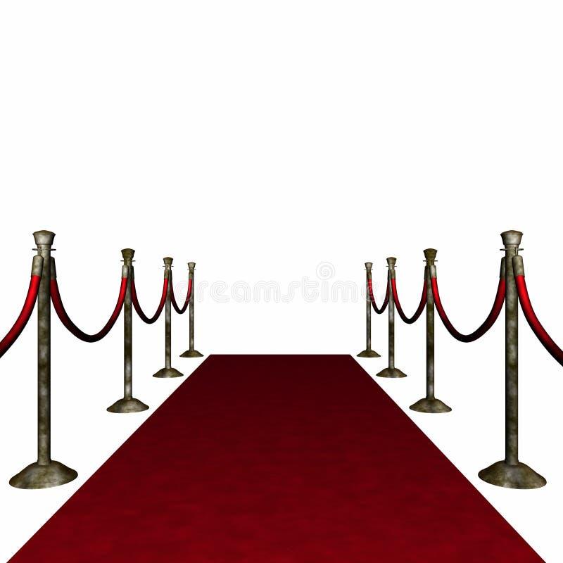 Download Distressed Red Carpet stock illustration. Image of event - 3179586