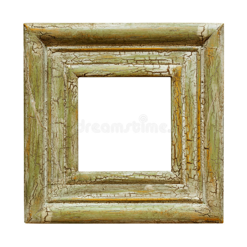 Download Distressed Square Picture Frame Stock Photo - Image: 19306512