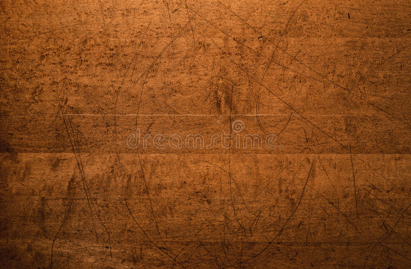 Distressed Wood Table Top Background royalty free stock photo