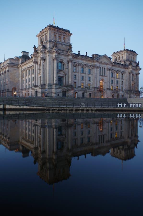 Distretto di governo a Berlino fotografie stock