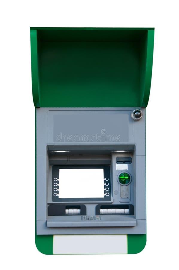 Distributeur automatique de billets photo stock