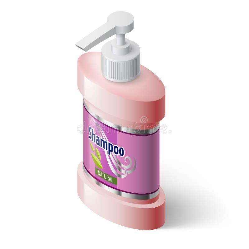 Distributeur de savon liquide illustration libre de droits