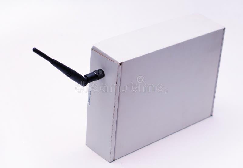 Distribution 3 de cadre de RFID image stock
