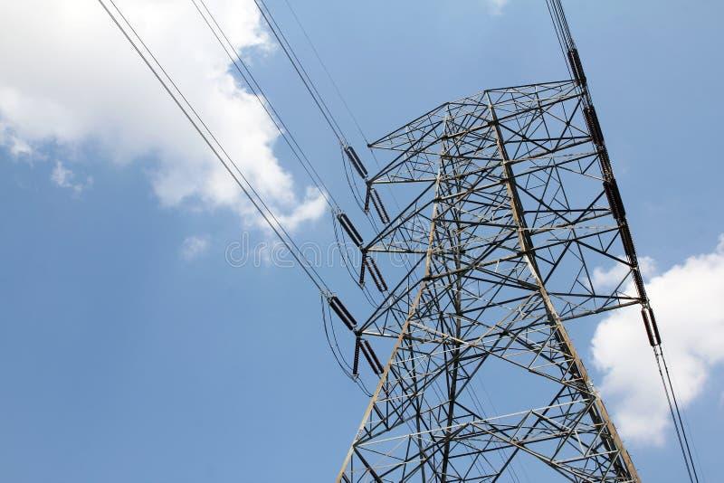 Distribution d'énergie de grille - série 2 photographie stock libre de droits