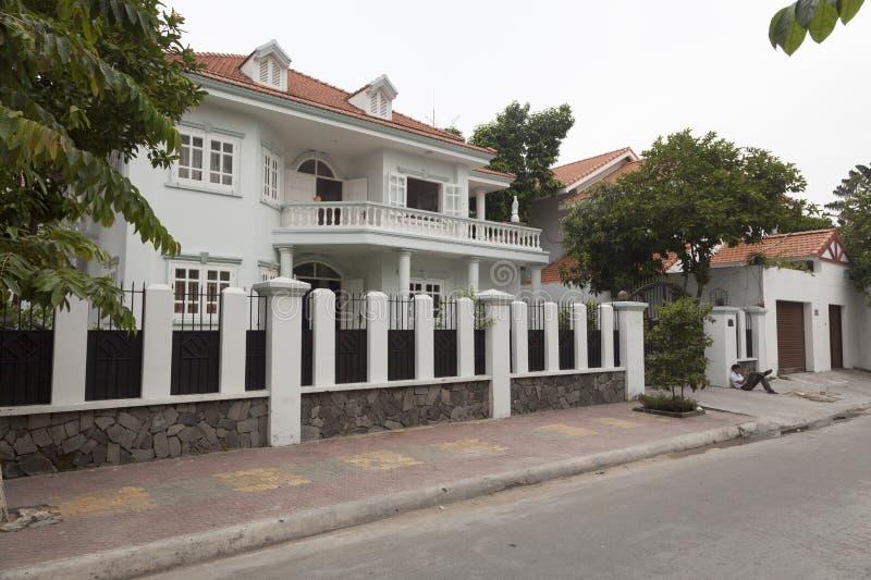 Distric 7 em Ho Chi Minh imagem de stock