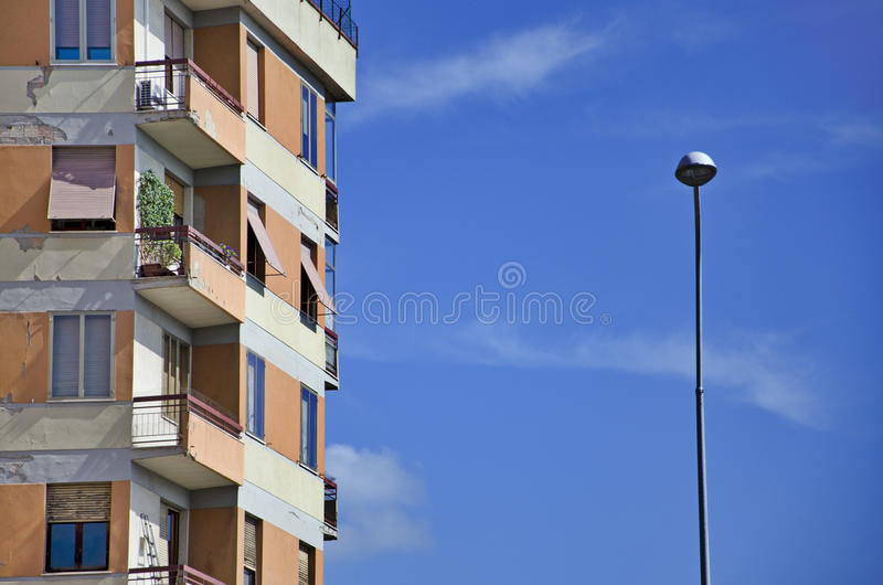 District of city stock photography