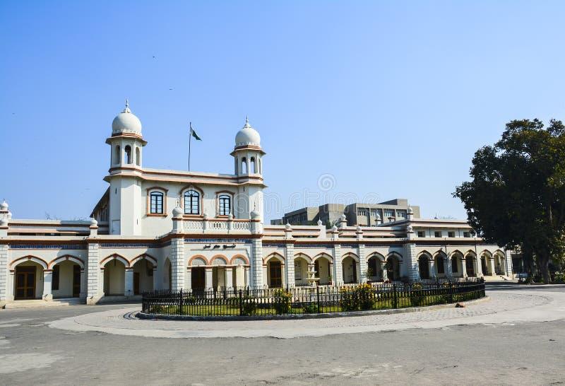 District Council Faisalabad. District government office in Faisalabad, Pakistan stock photos