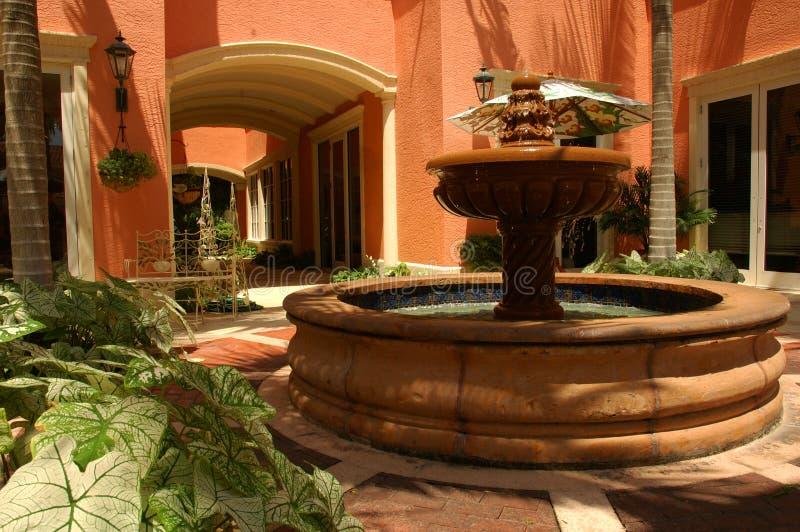 District d'achats de Naples la Floride photographie stock libre de droits