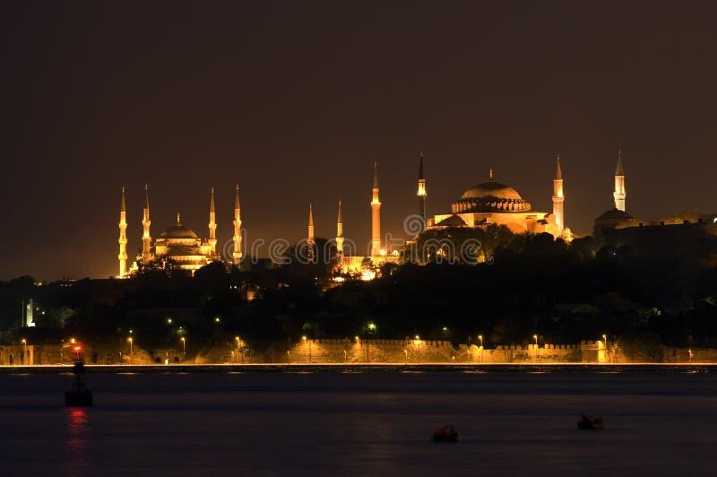 District d'Ahmet de sultan images stock