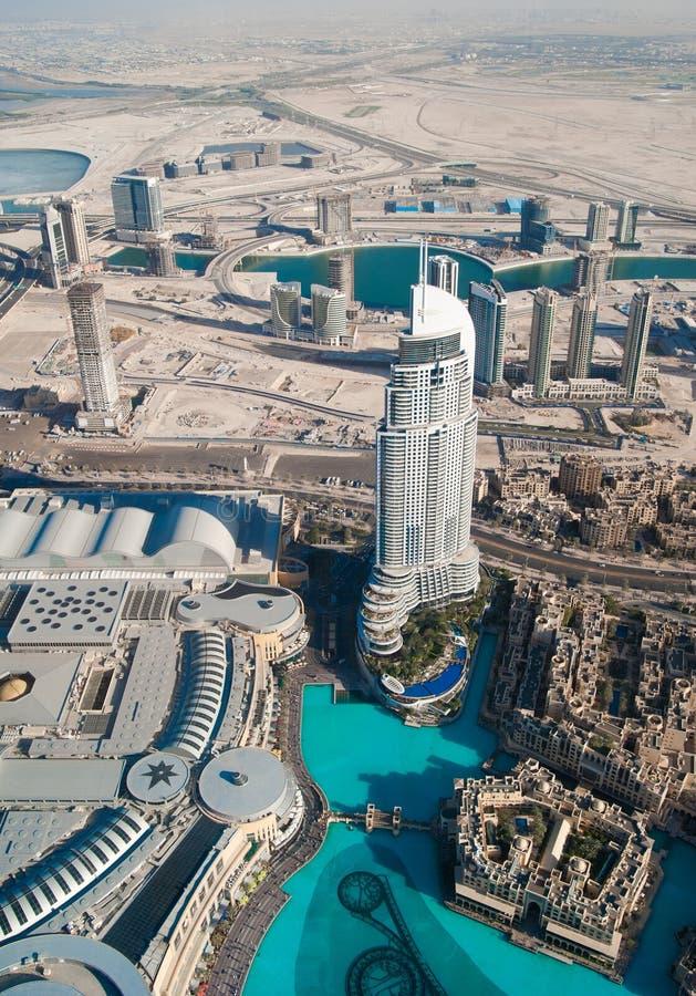 District de Dubaï photographie stock