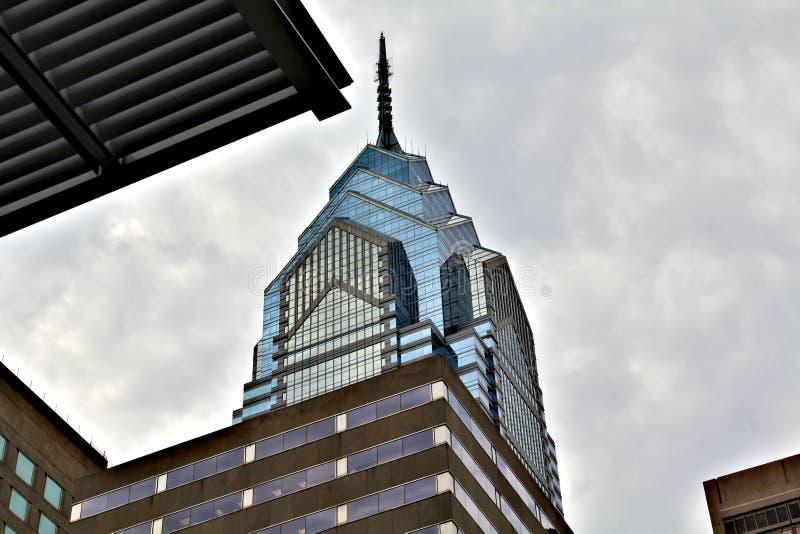 District des affaires à Philadelphie photos libres de droits