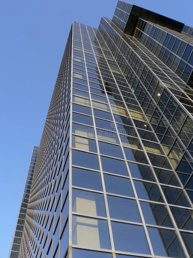District financier de ville de Londres photographie stock
