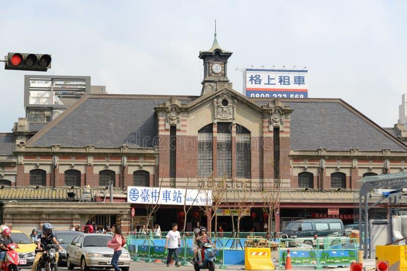 Distrito de Taichung, Taichung, Taiwan fotos de stock royalty free