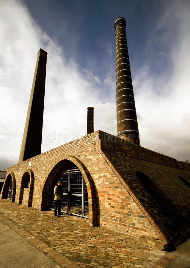 Download Disused brickworks stock photo. Image of earthenware, manufacture - 8322660