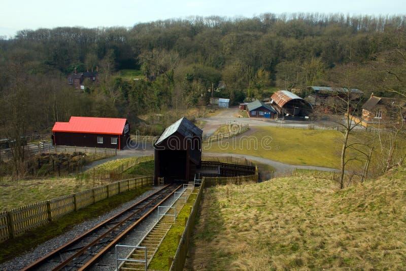 Disused Railway Line Royalty Free Stock Photo