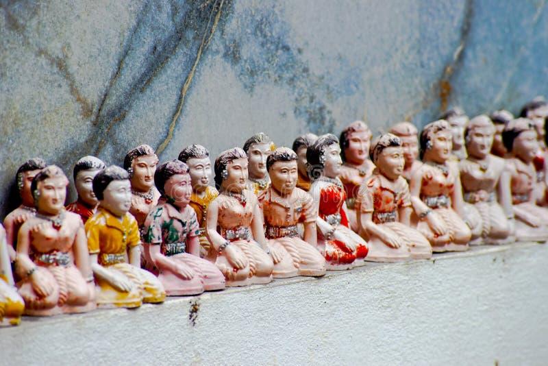 Dit beeld is over Thaise pop, Thailand royalty-vrije stock foto