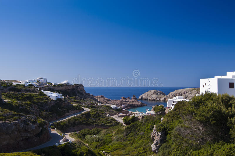 Menorca royalty-vrije stock afbeelding