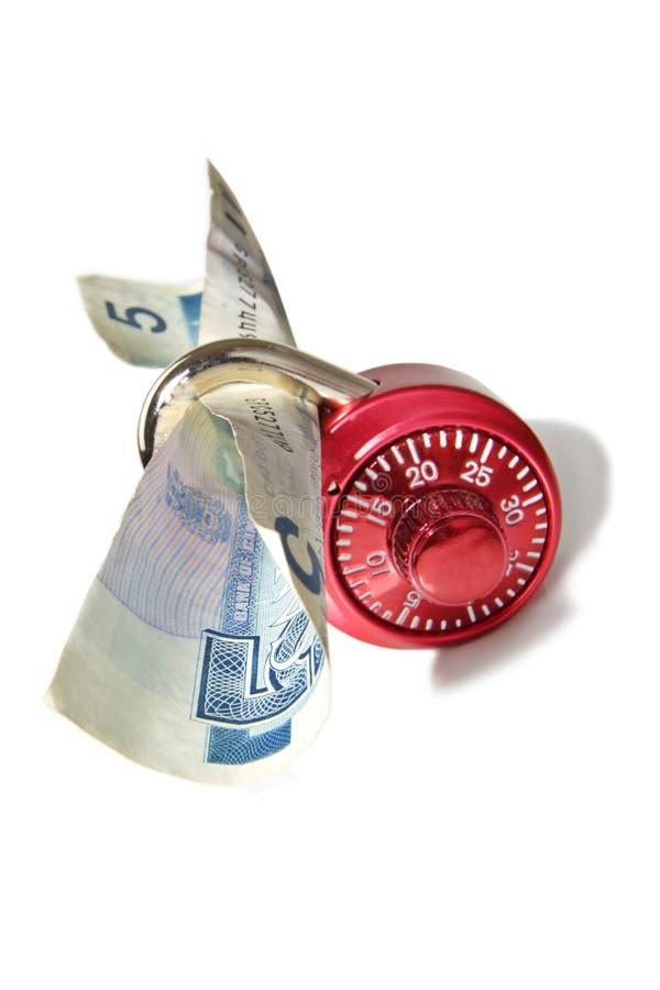 ditt investeringskydd royaltyfri bild