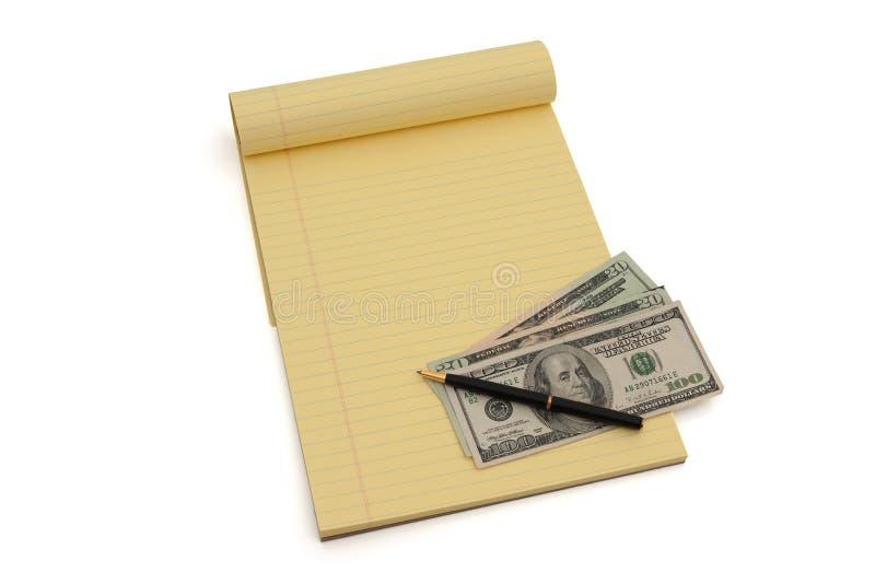 ditt pengarplanläggningsläge royaltyfri foto