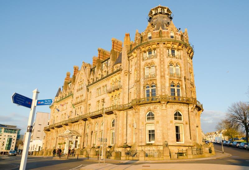 Diuk Cornwall hotel, Plymouth obrazy royalty free