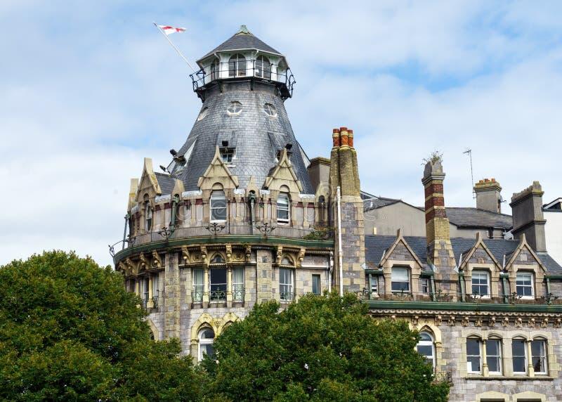 Diuk Cornwall hotel, Plymouth, Devon, Zjednoczone Królestwo, Sierpień 20, 2018 obraz stock