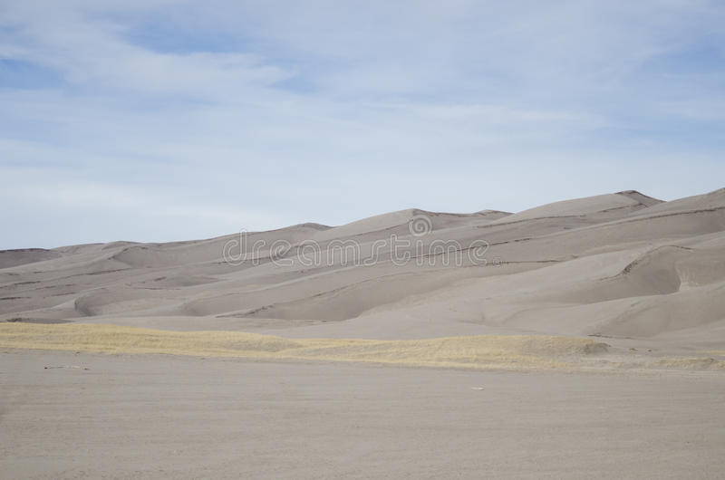 diun wielki park narodowy prezerwy piasek obraz royalty free