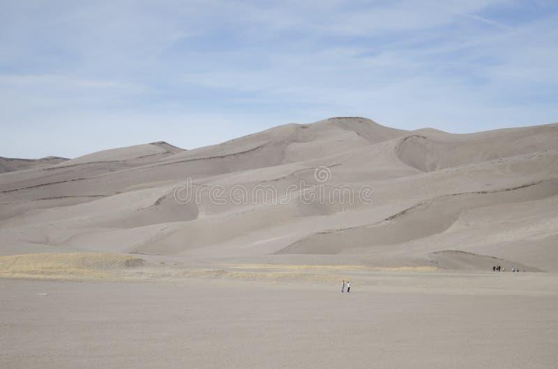 diun wielki park narodowy prezerwy piasek zdjęcia royalty free