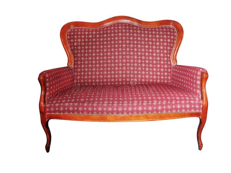 Divan antique photographie stock image 19945372 for Vintage divan sofa