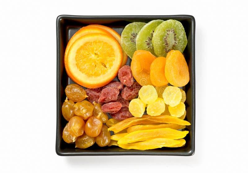 Fruits secs photo libre de droits