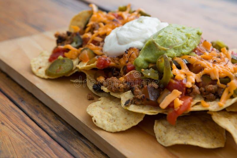 Divers Mexicaans voedsel royalty-vrije stock foto