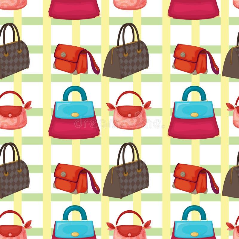 Divers sacs et bourses illustration stock