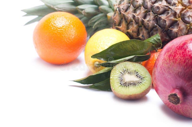 Diversas frutas imágenes de archivo libres de regalías