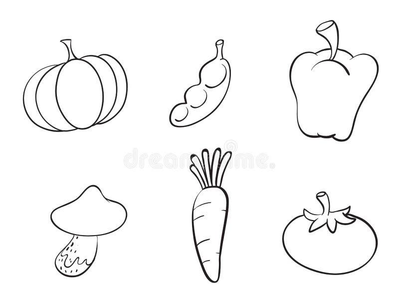 Diversas verduras libre illustration