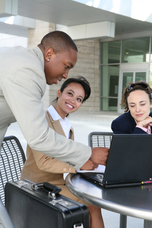Download Diverse Business Group Royalty Free Stock Photo - Image: 2888365
